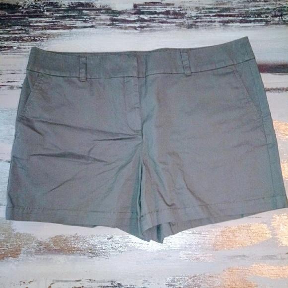 Pants - LOFT Women's Grey Shorts
